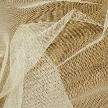 Silk White Dress Net Fabric 52